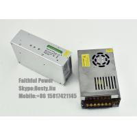 Single Output 12V 24V 250W Switching Mode Power Supply 20A 10A with Fan Built-in