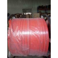 Seamless High Tro Reel Conductor Rail System / Multipole Leads Conductor System Manufactures
