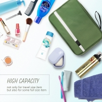 Water Resistant Nylon Cosmetic Makeup Bag For Travel Manufactures