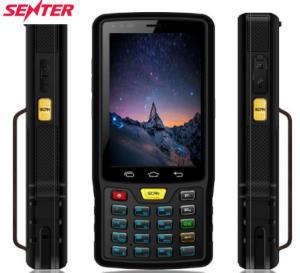 China ST907V7.0 4 inch 3g/4g wifi BT4.0 GPS Waterproof IP65 Rugged PDA on sale