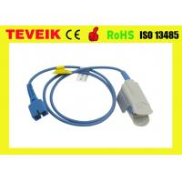 Buy cheap Compatible for Nellcor(Oxi) DS-100A GE2500 Adult Finger Clip SpO2 Sensor DB 9pin 1m/3m from wholesalers