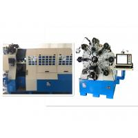 12 - 14 Axis Cam - Less Tension Spring Machine , Spring Manufacturing Equipment Manufactures