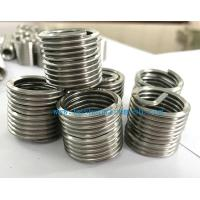 304 high temperature resistant alloy stainless steel screw thread inserts by bashan Manufactures