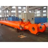 Top Denudate Small Bore Long Stroke Hydraulic Cylinders Radial Gate Welded Manufactures