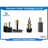 China High Security Hydraulic Rising Bollards Automatic Retractable Parking Bollards on sale