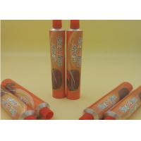 3 - 200 Ml Volume Food Squeeze Tubes Packaging 13.5 Mm - 40 Mm Diameter Manufactures