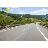 China Outdoor Solar Powered Road Lights Smart Control System Easy Installation on sale