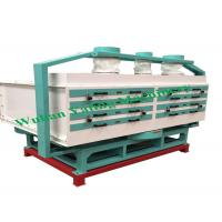 MMJX Grain Cleaning And Grading Machine With Doubel Body One Year Warranty Manufactures