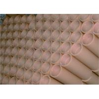 Quality Chemical Industrial Nylon Conveyor Rollers With Stainless Steel Shaft for sale