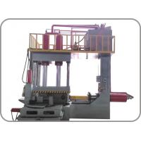 """Automatic Elbow Cold Forming Machine Bending Radius 3D Processing Size 6"""" Weight 15T Manufactures"""