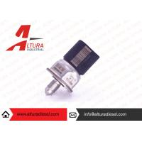 High Speed Steel Fuel Pressure Rail Sensor Silver 55PP11-01 for BMW E87 E90 Manufactures