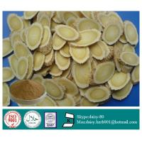 China GMP 100% Natural Astragalus Root Extract Powder on sale