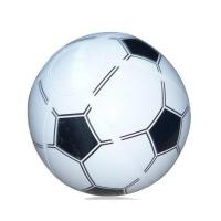 Soccer / Basketball Inflatable Beach Ball 16 Inch Tactile Stimulation Function Manufactures
