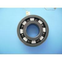 China 61901CE Ceramic Ball Bearings / Loose Ceramic Roller Bearings Si3N4 Material on sale