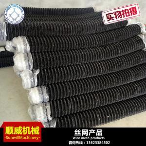 Chain Link Mesh Machine , Bergandi Chain Link Weaving Machine Manufactures
