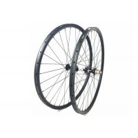 3K / UD Carbon Fiber Lightweight 27.5 Wheelset For Cross Country Hookless Design Manufactures