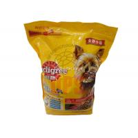 Pet Food Stand Up Zipper Pouch Manufactures