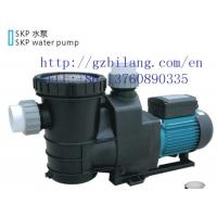 1.5HP swimming pool water pump, cheap water circulating pump Manufactures