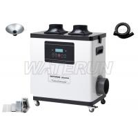 Lab Exhaust Purifier Laboratory Fume Extractor with Tripartite Efflux System Manufactures