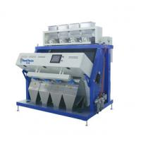 Three chutes CCD RICE COLOR SORTER, intelligent rice colour sorter, rice producing machine, rice processing machine Manufactures
