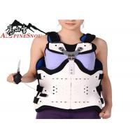 Buy cheap Thoracolumbar Adjustable Thoracolumbar Orthosis Brace With Lumbar Support Brace For Back from wholesalers