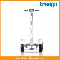 Small 2-Wheel Self Balancing Electric Scooter 2400W Foldable Manufactures