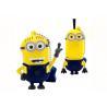 Buy cheap Yellow Man Mock up Cartoon Computer Thumb Drive Customizable creative gift from wholesalers