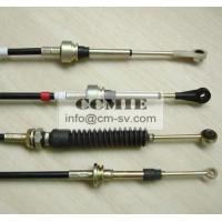Original Sinotruck Spare Parts Howo Car Clutch Cable WG972557000 For SINOTRUK HOWO Truck Manufactures