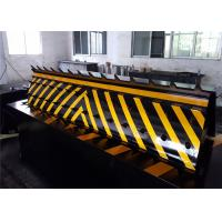 Buy cheap Heavy duty Security Solutions Hydraulic Road Blocker 300mm to 800mm Rising from wholesalers