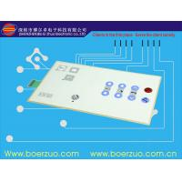 Membrane Touch Switch Graphic Overlay Membrane Switch For OS Office System Manufactures