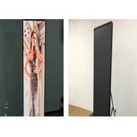 Commercial advertising Digital Poster Display P1.935 Pixel Pitch Super Clear Manufactures