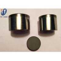 High Precision Polycrystalline Diamond Compact Cutters ODM OEM Service Available Manufactures