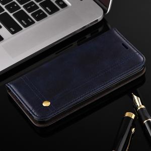 Quality Samsung S8 Magnetic Leather Case Crazy Horse Side Flip Wallet Case 75g for sale