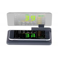 Quality Mobile 6 Inch Heads Up Display Navigation , Black Smartphone Heads Up Speed for sale