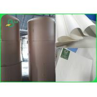 Width 70×100cm High whiteness 70gsm FDA white kraft paper for food packing Manufactures