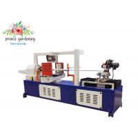 Customized Paper Tube Making Machine , Production Speed 1-20m / min Manufactures
