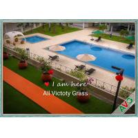 Free Maintenance Pet Artificial Grass Natural Appearance Long Life Evergreen Manufactures