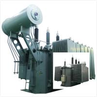 China Low Noise Electric Distribution Transformer For 33KV Power System on sale