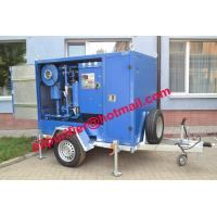 Dielectric Insulation Oil Treatment Plant, transformer oil filtration machine,oil filter