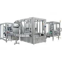 High Viscosity Carbonated Beverage Filling Machine For Packing Line Manufactures