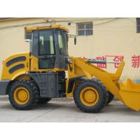 China 1.2Ton Mini Small Wheel Loader With Rated Bucket Capacity 0.6m3 on sale