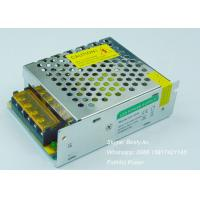 60 Watts Constant Voltage Switching Mode Power Supply Ac to Dc 12 Volt 5 amp for CCTV LED Strips Manufactures