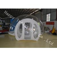 Indoor / Outdoor Inflatable Event Tent Romantic For Exhibition