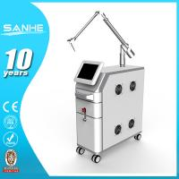 Buy cheap Sanhe Beauty Nd yag laser medical tattoo removal machine for laser clinic from wholesalers