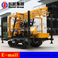 Professional and Efficient XYD-200 Crawler Hydraulic rotary drilling rig 200m depth for sale Manufactures