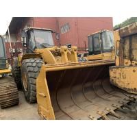 4.2CBM Bucket Used CAT Wheel Loader 980H Made In Japan CAT C15 Engine Manufactures