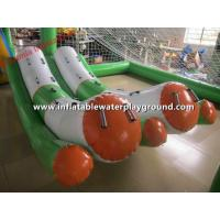 Commercial Adults Inflatable Water Totter Toy For Water Sports Game Manufactures