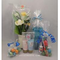CLEAR CELLO GIFT, PARTY, DISPLAY, SWEET CPP PLASTIC BAGS WITH GUSSET VARIOUS SIZES Manufactures