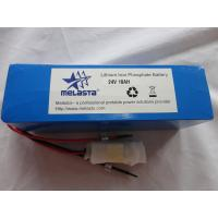 Melasta Lithium Iron Phosphate Battery 24V 10ah Manufactures