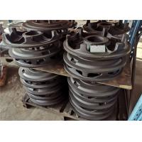 Engineering Machinery Iron Casting Parts Customized Size With Surface Painting Manufactures